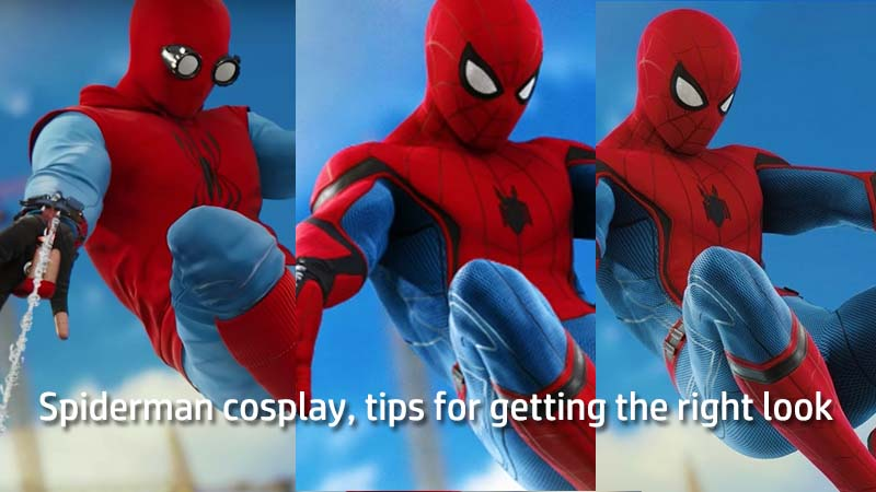 Spiderman cosplay tips for getting the right look