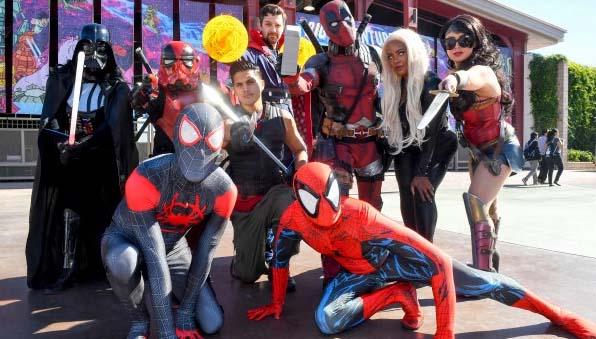 spiderman cosplay costumes