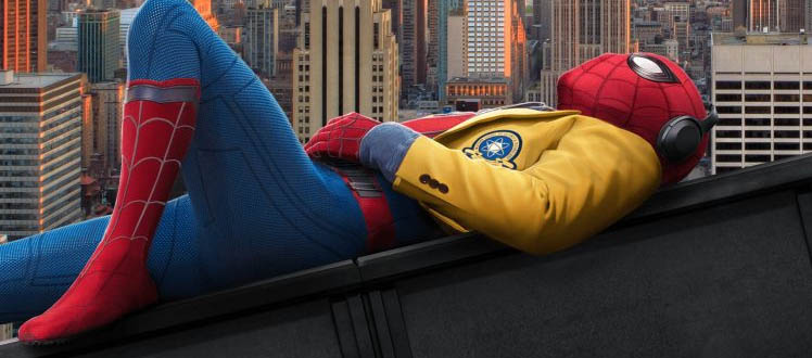 spiderman homecoming suit