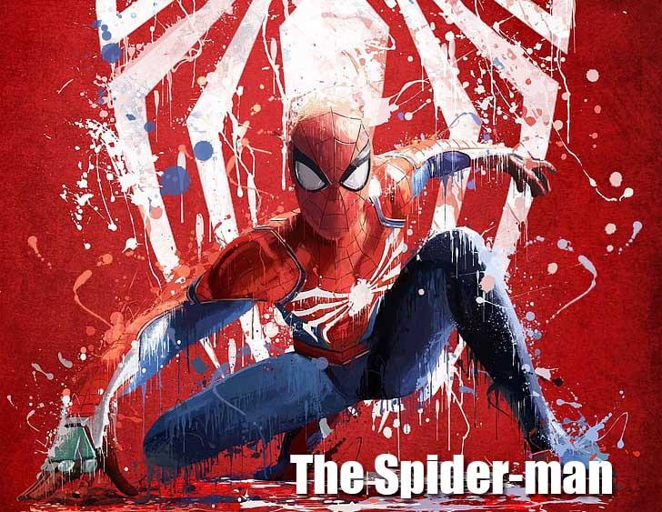 the spider-man